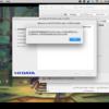 I-OデータのHDDでmacのバップアップができない