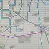 戦前の大阪市内を走る民間バスの路線図の見たまま!(Part.6)