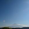 8月13日から30日の富士山