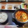 【韓国料理】千駄木 呉宮(オグン)で熟成キムチチゲ