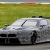 BMW M8 GTEのテスト走行が実施