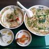 【タイ料理店】ゲウチャイ新宿店でランチ(Lunch at Kewjai Shinjuku)~クィッティオ、グリーンカレー、ソムタム、カオソーイ、etc