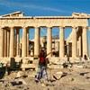 【ギリシア】アテネ。つ、ついにここ、アテネなんです。