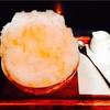 生果実シロップを使ったふわふわの天然かき氷 「三日月氷菓店」