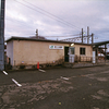 赤い新幹線2(秋田県秋田市)