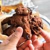 チョコバナナドロップクッキー#卵不要#しっとり濃厚#簡単
