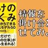 【書評】情報を掛け合わせてみよう『儲けの仕組み50万円からできるビジネスモデル50』