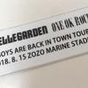 【感動】ELLEGARDENのライブに行ってきた!