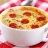 マグカップ&レンジで作れる簡単ピザ、マグカップピザを作ってみたYo!