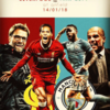 Liverpool    x   Manchester City