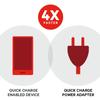 XperiaXZの急速充電はこれ!Qualcommの Quick Charge 3.0に対応した機器まとめ