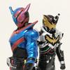 今回は二人!!仮面ライダービルドとナイトローグのBIGサイズソフビフィギュアの開封レビュー!!