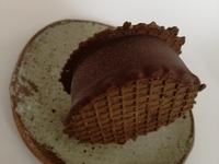 森永製菓「ザクッとワッフルショコラ」がまるでご褒美な美味しさ。チョコ尽くしで美味しいぞ!