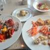 【ミラコスタ内のブッフェ】地中海料理レストラン オチェーアノ