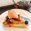 鶴岡駅前 フルーツショップ青森屋 フルーツタルトが絶品な果物屋のカフェ