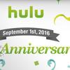 【Hulu】祝Hulu5周年!!9月も注目作品続々登場!