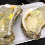 【京都・舞鶴】道の駅『舞鶴港とれとれセンター』で夏の旬、岩牡蠣を食す