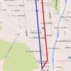 自転車で移動するにもピッタリ!西8丁目は南北に移動する便利な道路ですよ