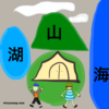 一度行くとリピートしたくなるキャンプ場、ワイルドキッズ♪バラエティ豊かなサイトでナイストリップ♪(千葉県)