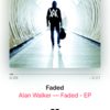 "Alan Walker  ""Faded""  洋楽 歌詞 和訳 解説  〜あの頃のエモさ〜"