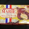 マリーで仕立てたマシュマロケーキ モンブラン味!コンビニで買えるカロリーや値段が気になるチョコ菓子