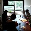 レッスンレポート)6/9 本川町教室 アクリルたわしは便利ですね