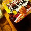 (151) もんじゃ焼風ソース焼そば