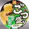 マルちゃん ごつ盛り コク豚骨ラーメン 89+税円