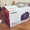 【CANON KISS Xi7】 初心者のための一眼レフカメラCANON KISS Xi7を買ってみた感想