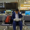 リーマントラベラー、空港でトラブル?