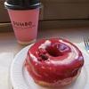 ドーナツの誘惑 ②『DUMBO Doughnuts and Cafe』 ダンボドーナツは主食になり得るドーナツの王様。