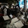 練習艦隊音楽隊、マレコン2000での演奏会(エクアドル)