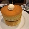 【カフェ巡り41】東京スカイツリー「星乃珈琲店」。スフレパンケーキ食べるおじさん。