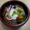 【指宿グルメ】温泉があるからできる温たまらん丼とカツオの本場ならではの勝武士ラーメンを頂く