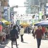 晴天に恵まれた弘法市&春日井まつりでした