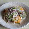 49冊目『このひと皿でパーフェクト、パワーサラダ』から3回めはボイルドビーフとせん切り野菜のサラダ