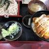 札幌市・北区・新川のボリューム満点の「カレー南蛮そば」で有名なお店「芝源」に行ってみた!!~蕎麦だけじゃなく、セットメニューのボリュームもなかなか凄かった!!