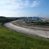 【大分】現在の大分ホーバーフェリー空港のりば跡周辺の様子(2013年5月現在)