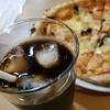 パワーサドルと双子家ピザ