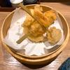 姫路駅前の「天ぷら海鮮 神福」で揚げたての天ぷらを堪能してきました