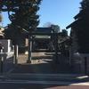 神社-84-流山浅間神社 2019/12/29