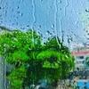 雨期 真っ最中の モルディブ