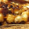 桃山餅の「みたらし団子」は、お祭りの味