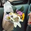 パオのお花。