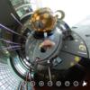 二子玉川ライズ  巨大なオブジェ「Lunarium (ルナリウム) 」 #360pic