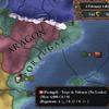 アラゴンの叛乱軍に屈服したら、なぜか陸軍4000と将軍もらえた。