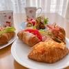 【簡単】おしゃれなクロワッサンサンドの作り方【レシピ】【ブランチ】