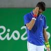 リオ五輪の大番狂わせ再び!テニスの王様ジョコビッチ一回戦で散る!