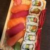 久しぶりにお寿司〜