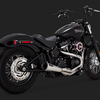 パーツ:Vance&Hines「Stainless 2-into-1 Up Sweep」